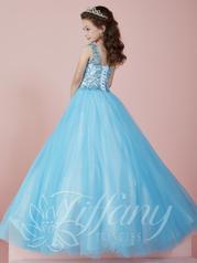 13465 Turquoise/White back