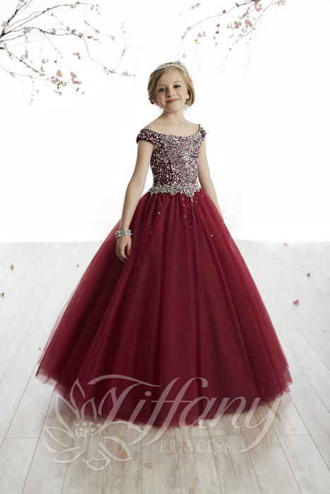Tiffany Princess Girls Pageant Dress 13505
