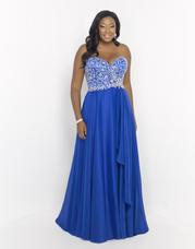 9053W Blush TOO Plus size Prom
