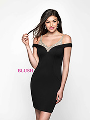 B124 Black by Blush