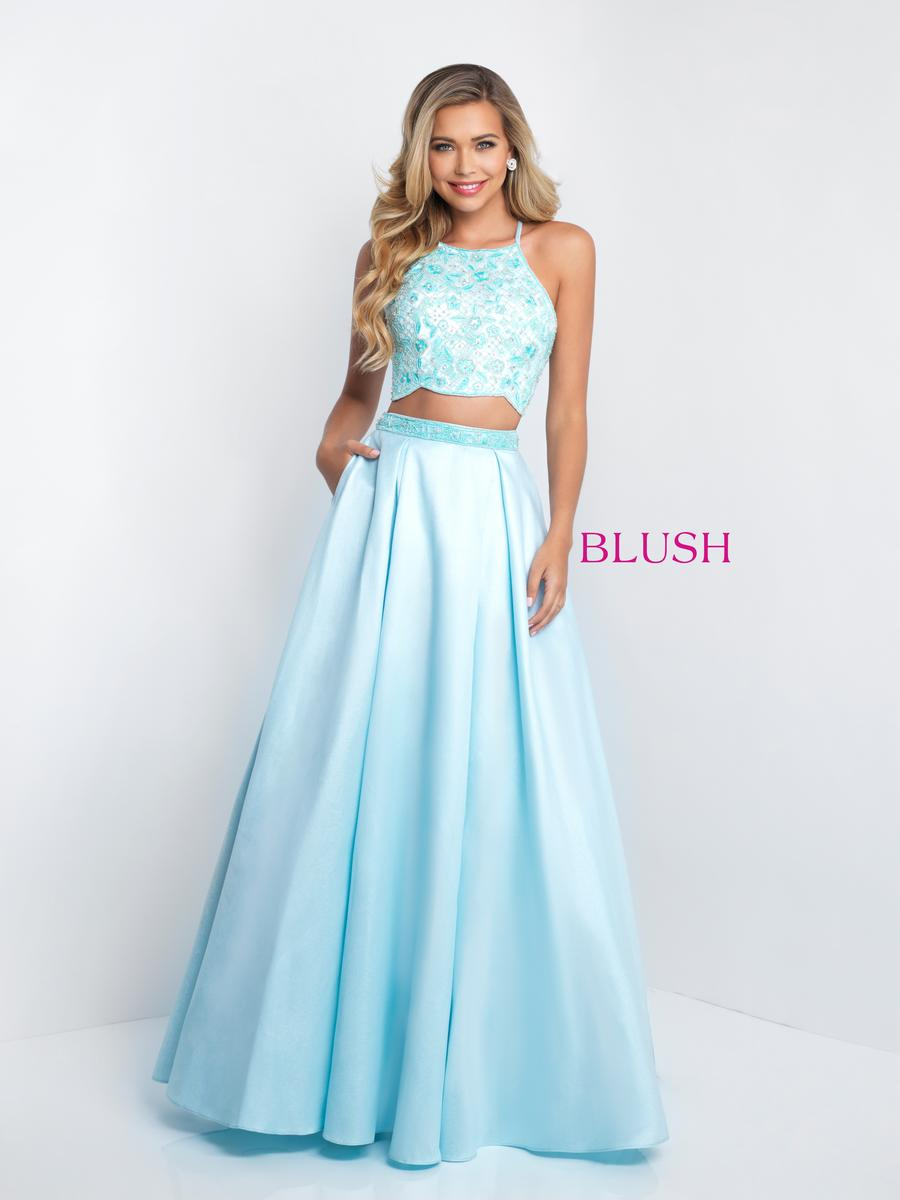 Pink by Blush 5679 Pink by Blush Prom Bella Boutique - Knoxville, TN ...