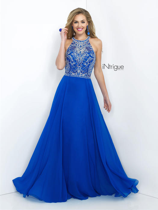 Intrigue by blush prom 127 intrigue intrigue by blush for Wedding dresses knoxville tn
