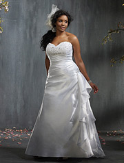 Alfred Angelo Plus Size Bridal
