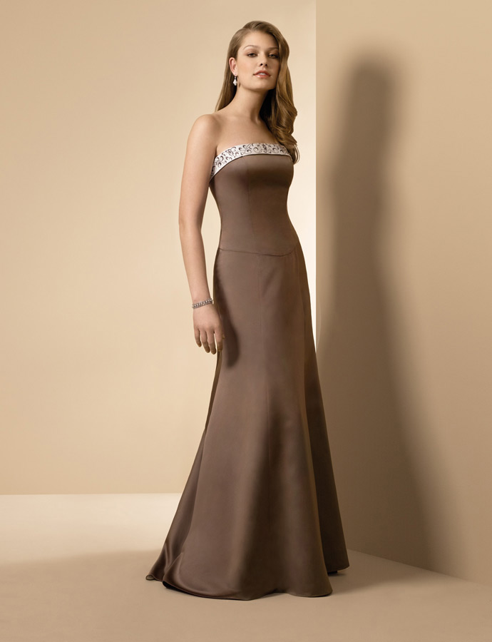 Formals xo alfred angelo bridesmaids 6546 alfred angelo for Wedding dresses king of prussia