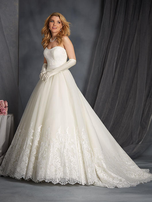 Alfred angelo bridal 2566 alfred angelo bridal collection for Wedding dresses sioux falls