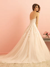 2852 Champagne/Ivory back