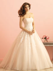 2852 Romance Bridal by Allure