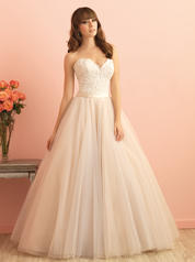 2853 Romance Bridal by Allure