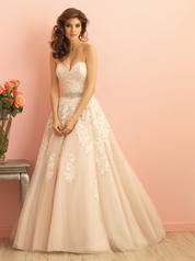 2858 Romance Bridal by Allure
