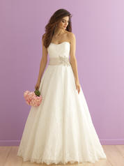 2909 Romance Bridal by Allure