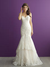 2958 Romance Bridal by Allure
