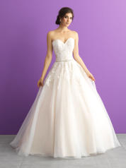 3001 Romance Bridal by Allure