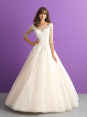 3006 Romance Bridal by Allure