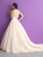 3011 Champagne/Ivory/Silver back