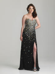 Night Moves Plus Size Prom