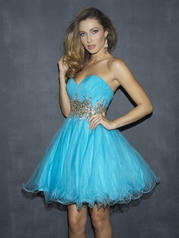 Short Ball Gown
