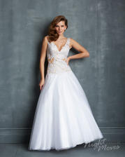 7093 Lace Ball Gown