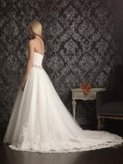 9014 Ivory/Silver back