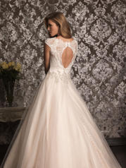 9022 Champagne/Ivory/Silver back