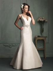 Allure Bridal 9112 Was $1168 Now $876