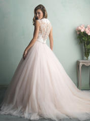 9162 Champagne/Ivory/Silver back