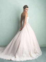 9168 Champagne/Ivory/Silver back