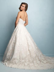 9202 Champagne/Ivory/Silver back