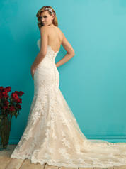 9250 Champagne/Ivory back