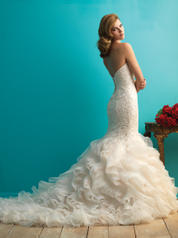 9254 Champagne/Ivory back
