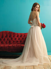 9269 Champagne/Ivory/Silver back