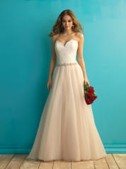9269 Champagne/Ivory/Silver front