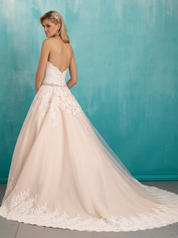 9319 Champagne/Ivory/Silver back