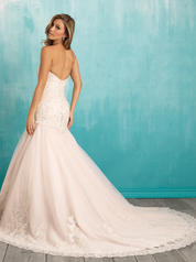 9325 Champagne/Ivory/Silver back