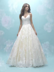 9466 Allure Bridal Collection