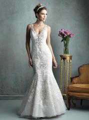 C322 Allure Couture Bridal