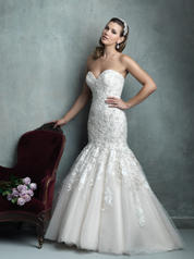 C331 Allure Couture Bridal