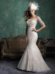 C341 Allure Couture Bridal