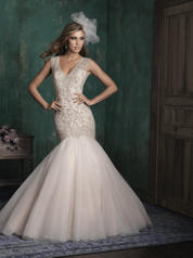 C343 Allure Couture Bridal