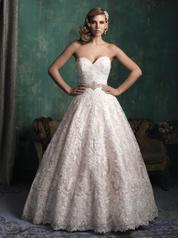 C345 Allure Couture Bridal