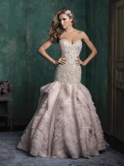 C346 Allure Couture Bridal