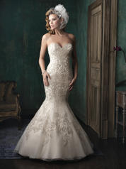 C348 Allure Couture Bridal