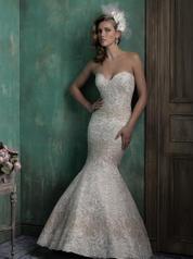 C351 Allure Couture Bridal