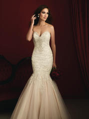 C363 Allure Couture Bridal