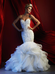 C367 Allure Couture Bridal