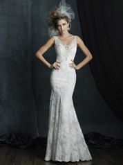 C381 Allure Couture Bridal