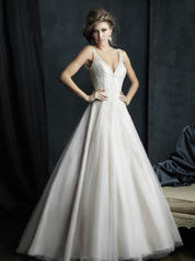 C382 Allure Couture Bridal