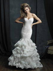 C384 Allure Couture Bridal