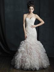 C391 Allure Couture Bridal