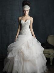 C393 Allure Couture Bridal