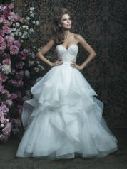 C417 Allure Couture Bridal